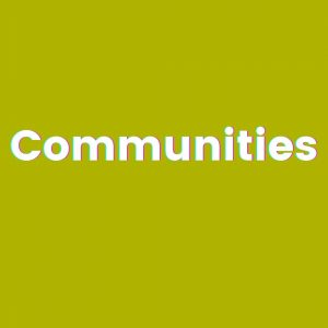 Communities #1 | Igersmodena