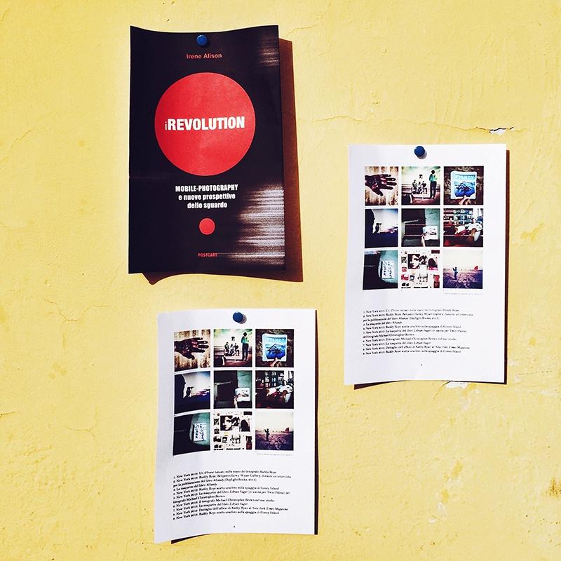 Roma, 2014. Prove di stampa di iRevolution. Ph. Irene Alison