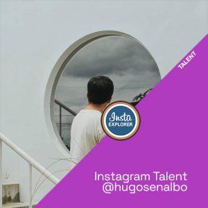 Instagram Talent | @hugosenalbo
