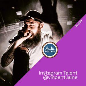 Instagram Talent | @vincent.laine