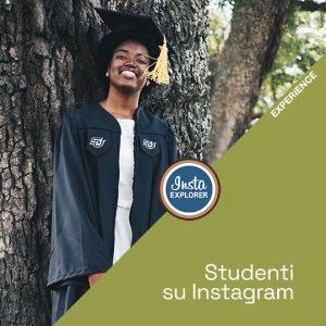 Studenti su Instagram