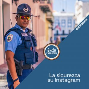 La sicurezza su Instagram