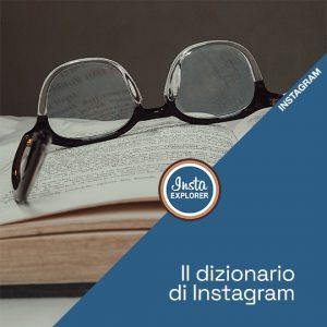 Il dizionario di Instagram