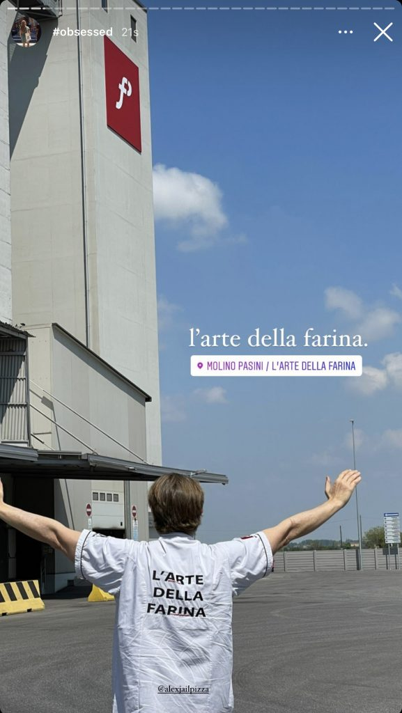 Stories Molino Pasini