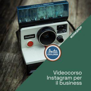 Workshop Instagram per il Business